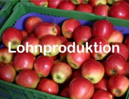 Apfelino Lohnproduktion