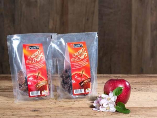 Schoko-Apfelchips 100 g
