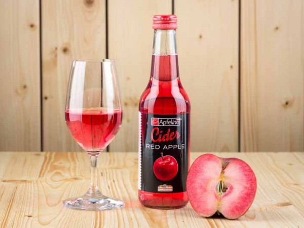 Cider RED APPLE 330 ml