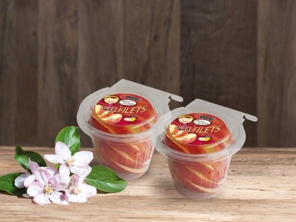 Apfelfilets frisch 125 g