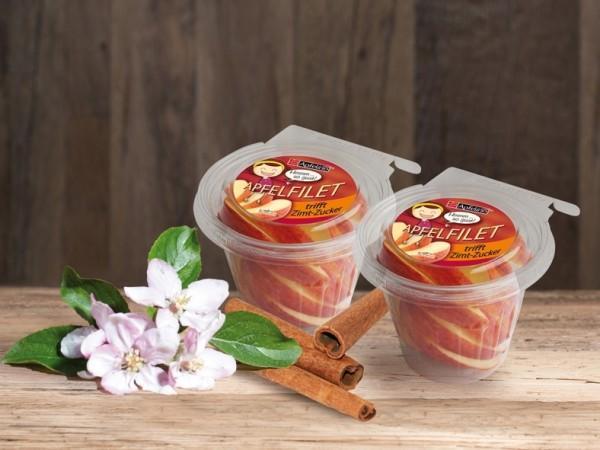 Apfelfilet Zimt-Zucker 132 g