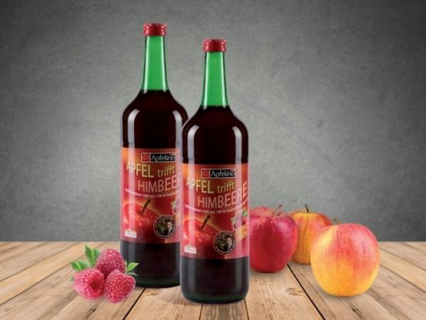 Apfel-Himbeersaft 1 l
