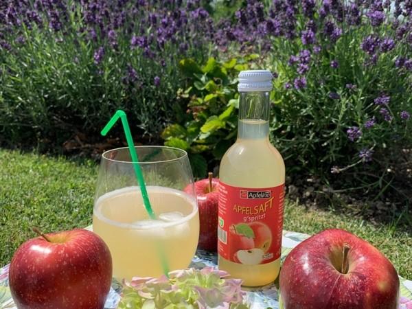 Apfelsaft g´spritzt 0,25 L