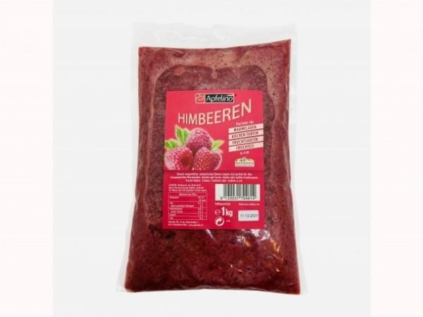 Himbeeren ganz, past. 1 kg / 4 kg