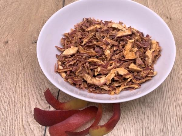 Fruchtschalen Apfel 100 g