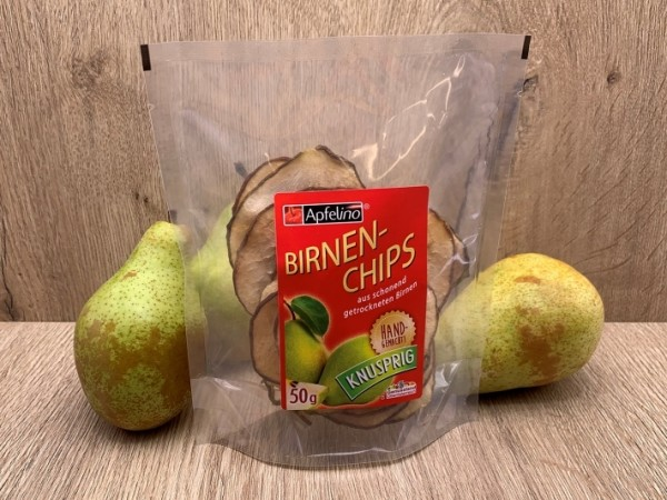 Birnenchips 50 g