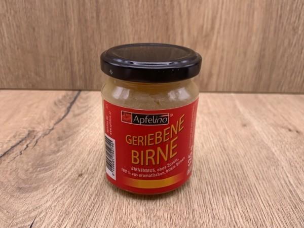 Geriebene Birne, past. 150 g