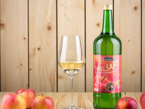 Apfelsaft klar 1 l