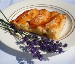 Topfen-Apfelkuchen