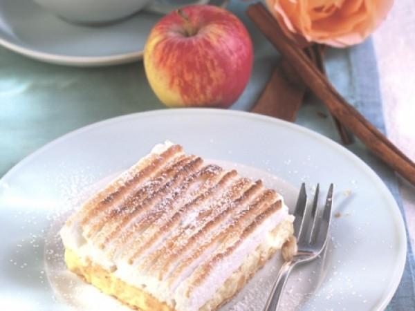 Vanille-Zimt-Apfelschnitten